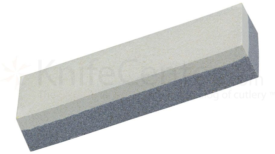 Lansky 6 inch x 2 inch Dual Grit Combo Stone