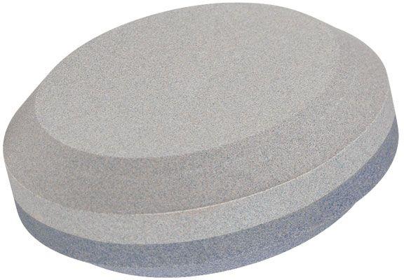 Lansky  inchThe Puck inch Dual-Grit, Multi-Purpose Round Sharpener, 3 inch Diameter