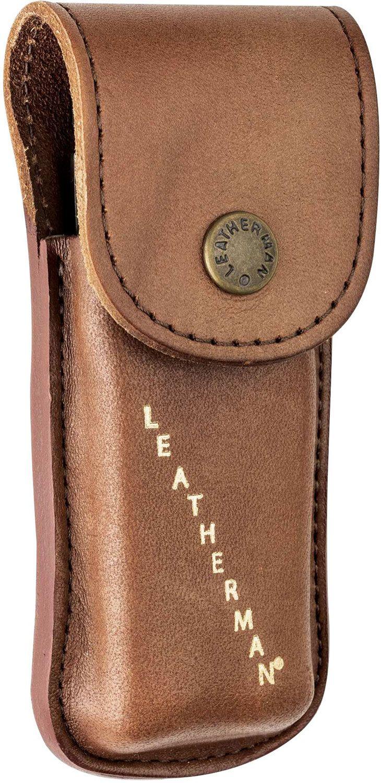 Leatherman Heritage Vintage Brown Leather Sheath, Medium