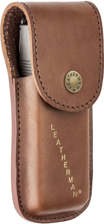 Leatherman Heritage Vintage Brown Leather Sheath, Large