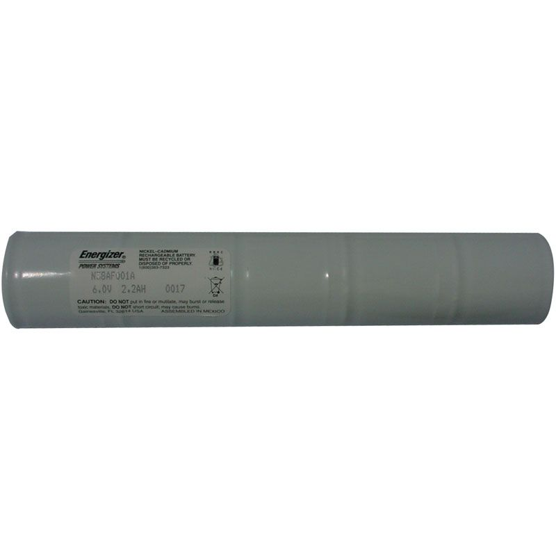 MagLite ARXX075 6-Volt Ni-Cad Replacement Flashlight Battery