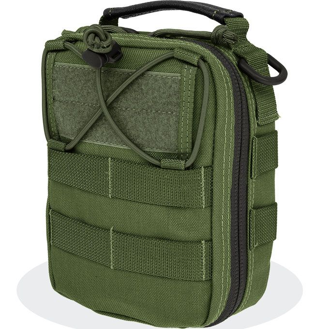 Maxpedition 0226G FR-1 Combat Medical Pouch, OD Green