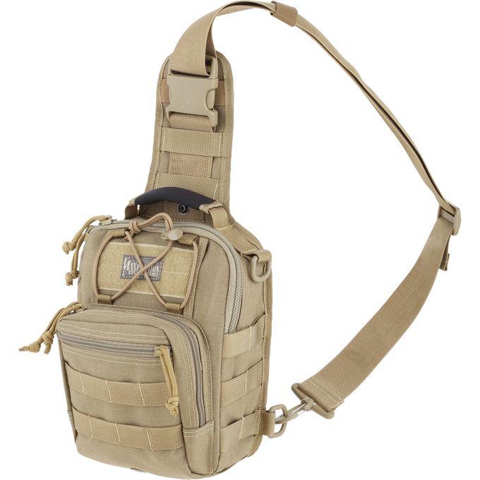 Maxpedition 0419K Remora Gearslinger Bag, Khaki