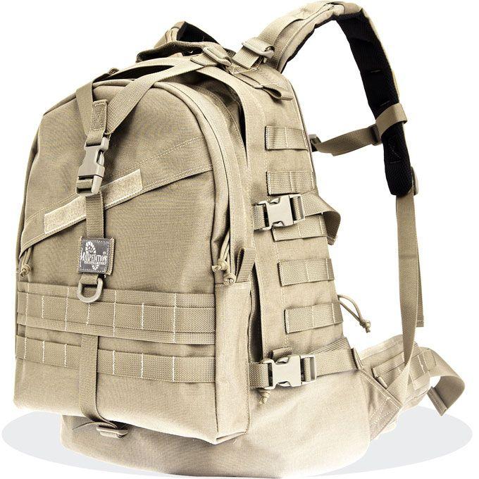 Maxpedition 0514K Vulture-II Backpack, Khaki