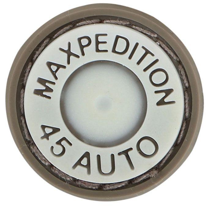 Maxpedition 45ACZ PVC Max 45 Auto Patch, Glow