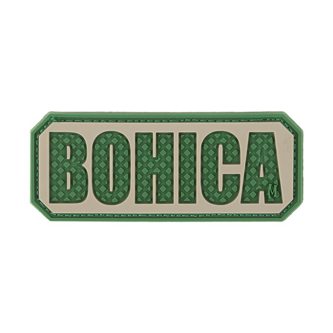 Maxpedition BOHCA PVC BOHICA Patch, Arid