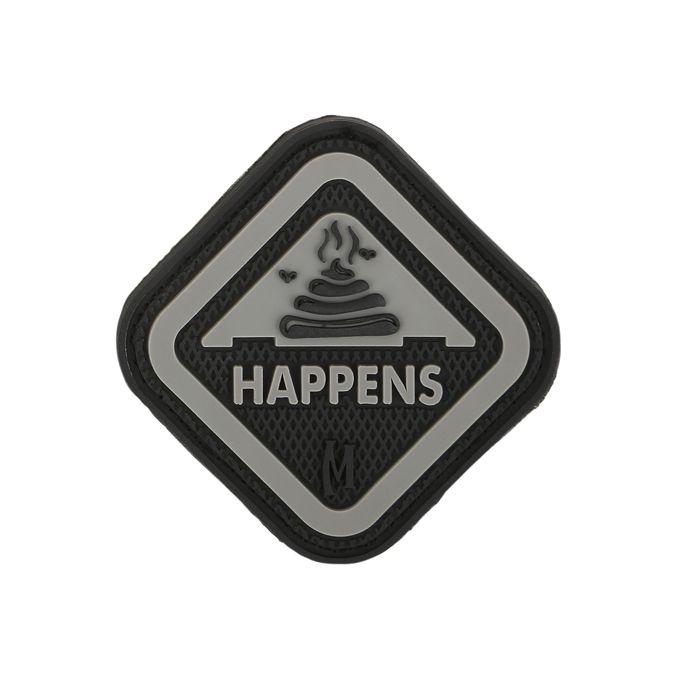 Maxpedition ITHPS PVC It Happens Patch, SWAT