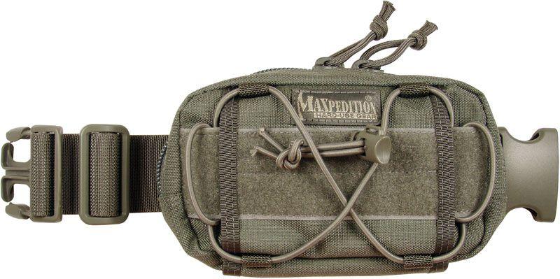 Maxpedition 8001F Janus Extension Pocket, Foliage Green