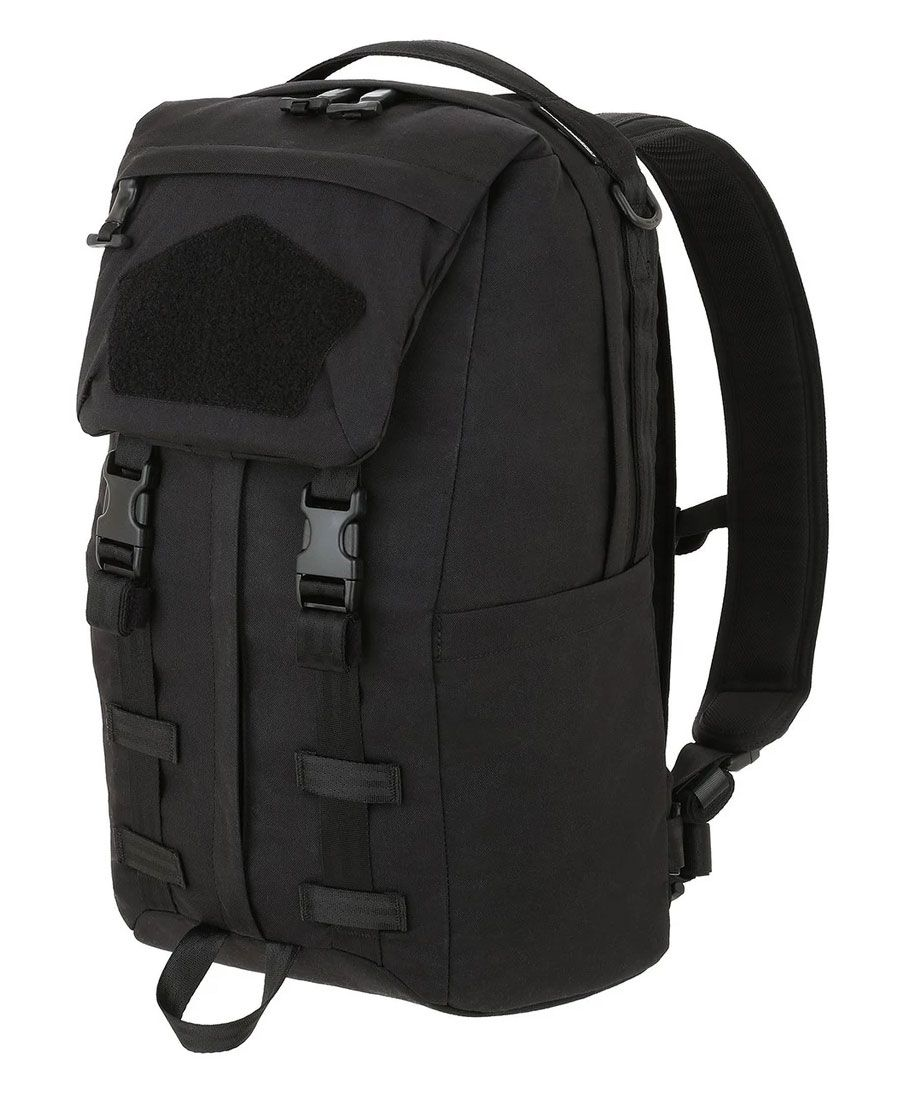 Maxpedition Prepared Citizen TT22 22L Backpack, Black