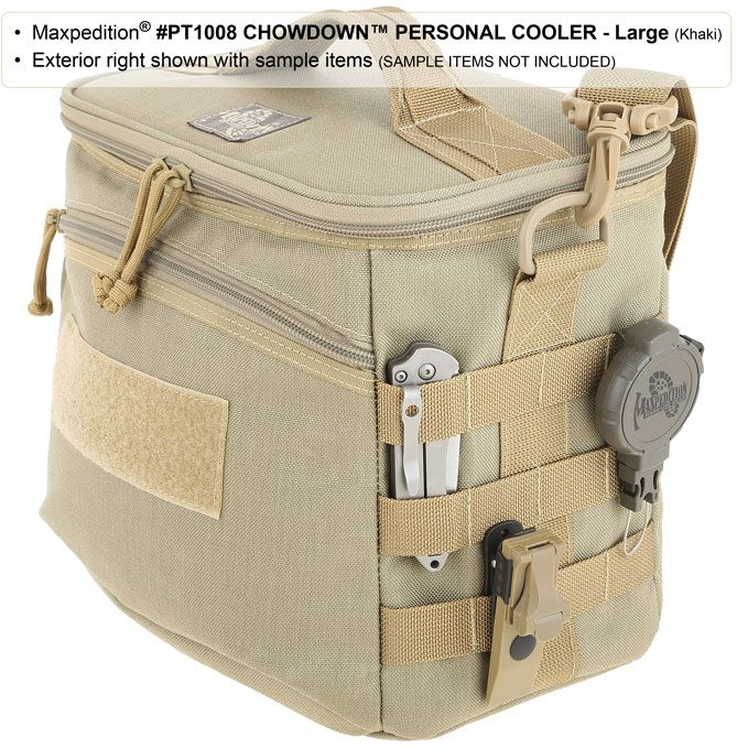 Chowdown Personal Cooler