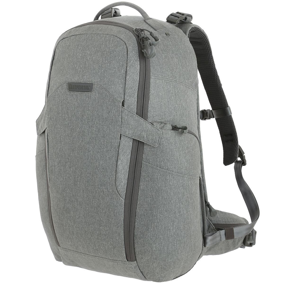 Maxpedition NTTPK35AS Entity 35 CCW-Enabled Internal Frame Backpack 35L, Ash