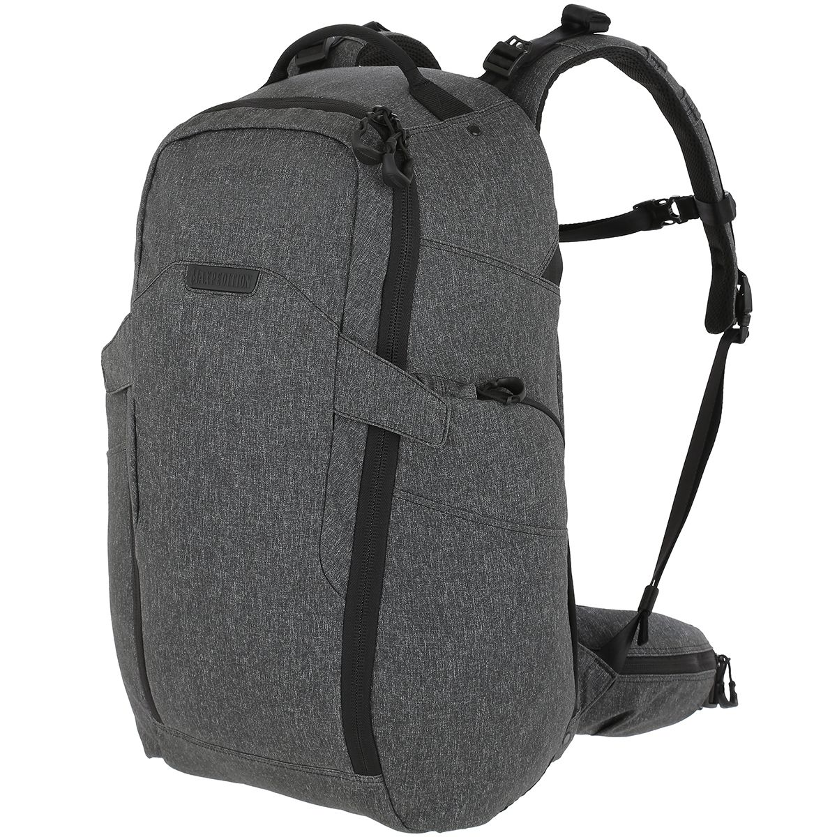 Maxpedition NTTPK35CH Entity 35 CCW-Enabled Internal Frame Backpack 35L, Charcoal