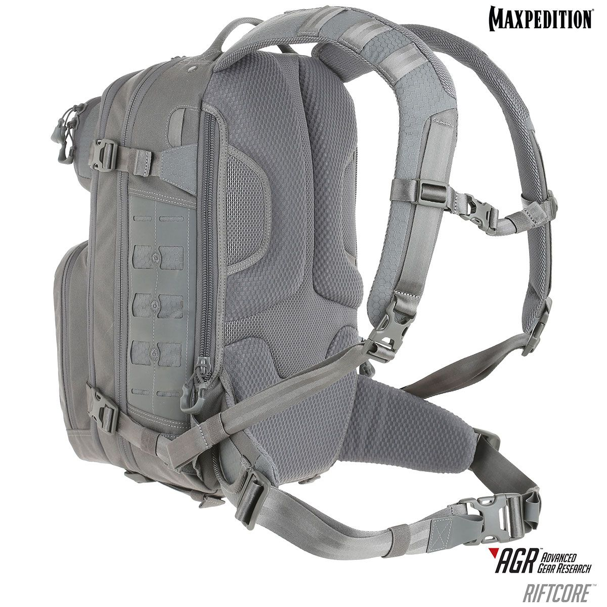 Maxpedition RFCGRY RIFTCORE Backpack Gray