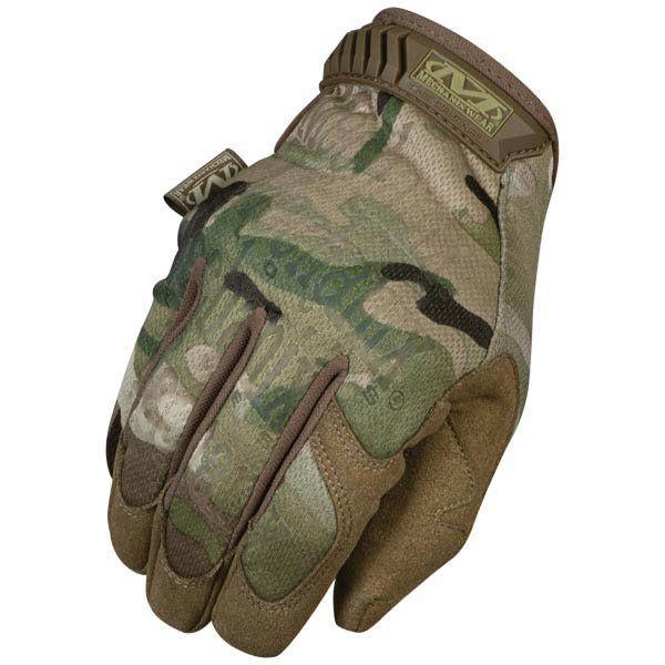 Mechanix Wear Original Glove, Large (Size 10), Multicam
