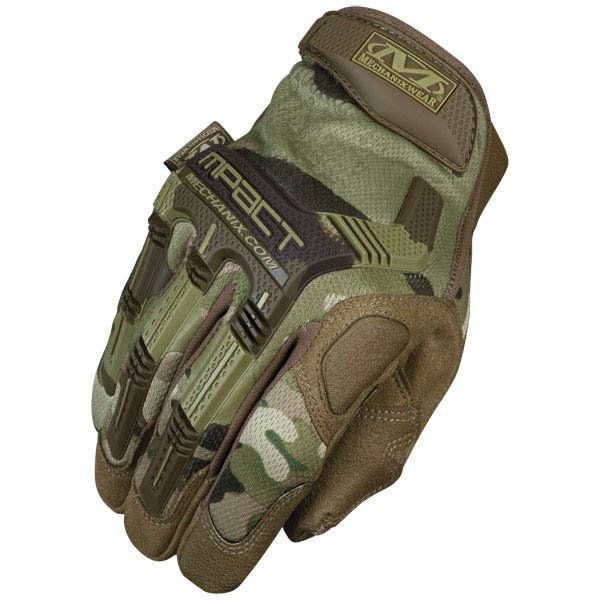 Mechanix Wear Mpact Impact Protection Glove, Medium (Size 9), Multicam