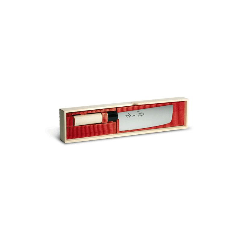 "Mercer Cutlery Japanese 7"" Usuba (Vegetable) Knife"