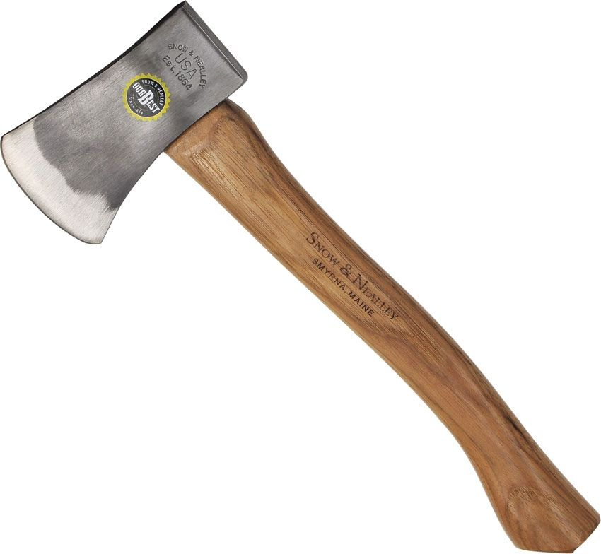 Snow & Nealley Outdoorsman's Belt Axe 14.5 inch Overall, 2.3 Pounds
