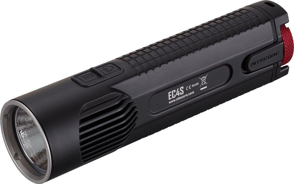 NITECORE Explorer EC4S 2x18650 LED Flashlight, 2150 Max Lumens