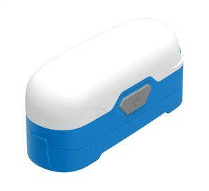 NITECORE LR30 Portable Camp Lantern, Ocean Blue, 205 Max Lumens