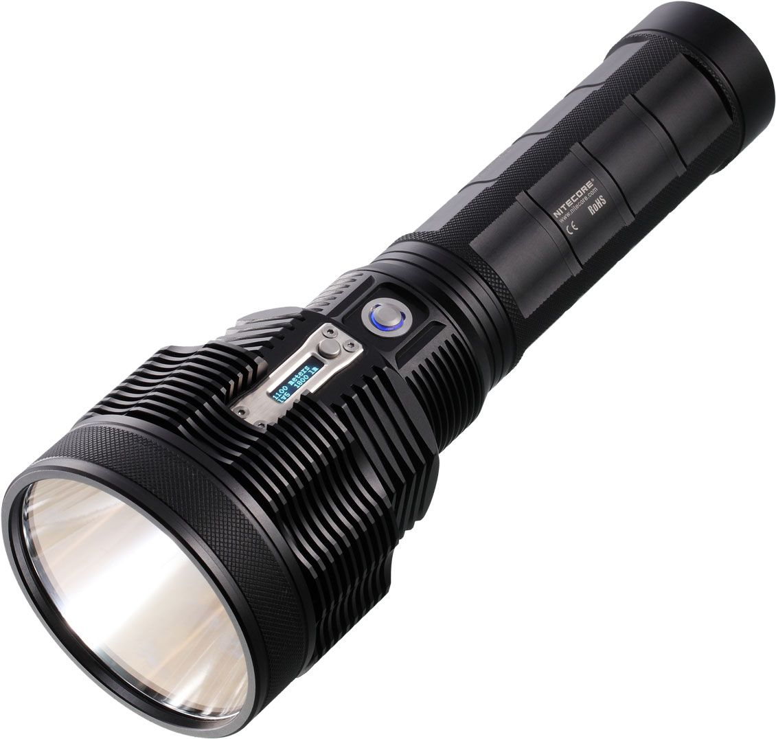 NITECORE TM36 Tiny Monster Series Rechargeable NBP52 LED Flashlight, 1800 Max Lumens