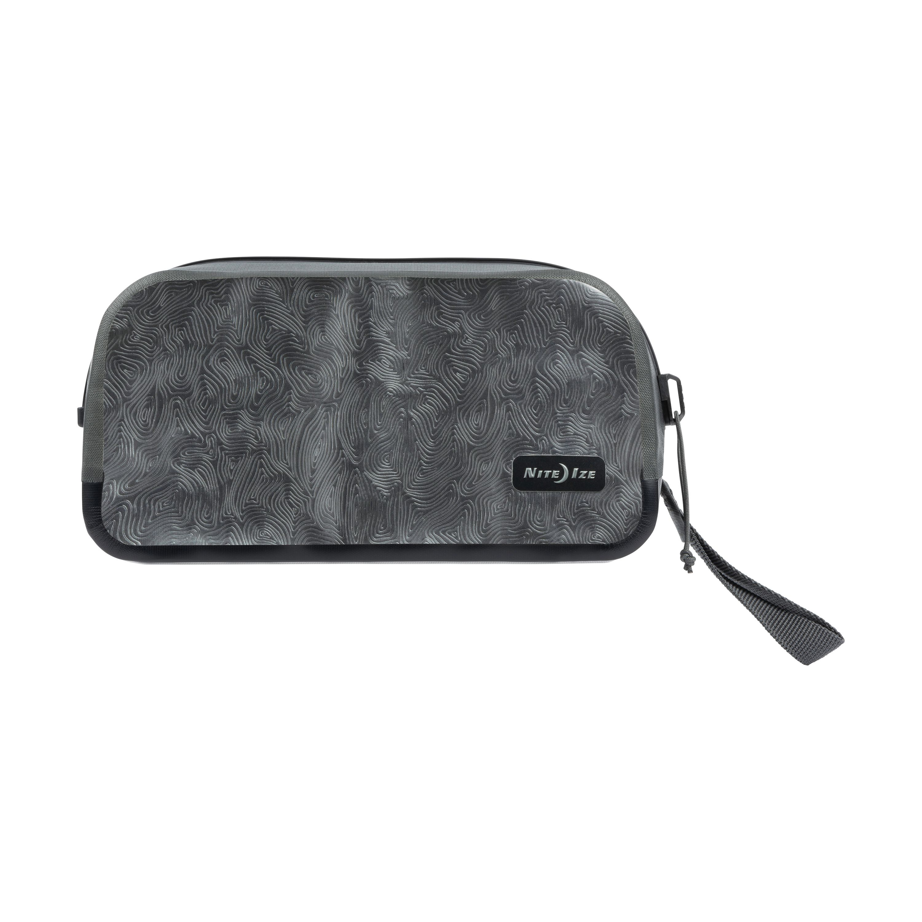 Nite Ize RunOff Waterproof Toiletry Bag with TRU Zip Technology