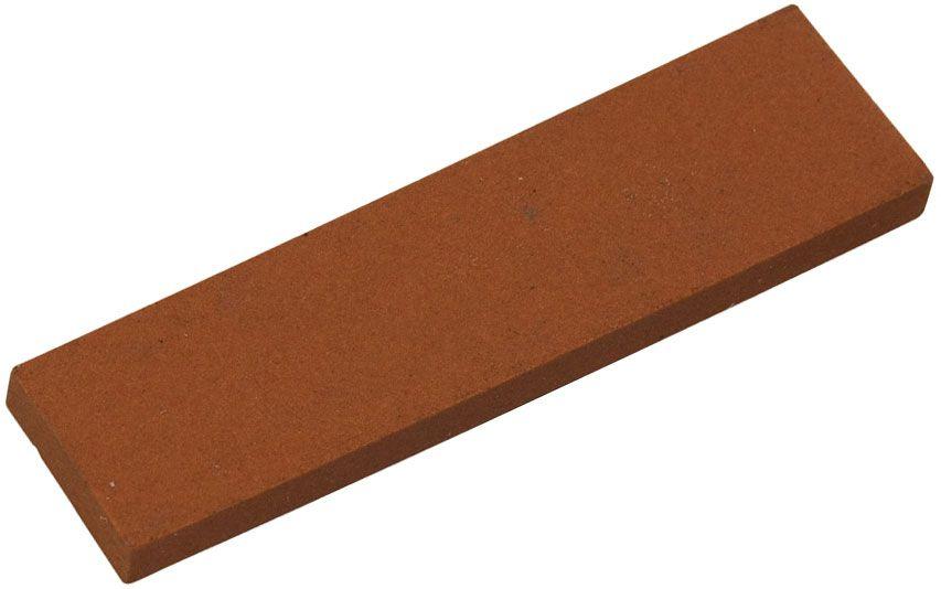 Norton Fine India Bench Stone 4 inch x 1 inch x 1/4 inch