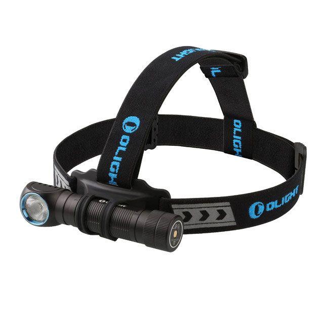 Olight H2R Nova USB Rechargeable LED Headlamp/Flashlight, Cool White, 2300 Max Lumens