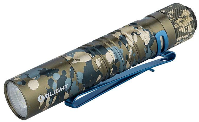 Olight I5T Black 300 Lumens 60 Meters Range Waterproof IPX8 EDC Flashlight