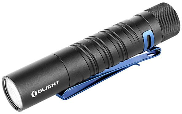 Olight I5T EOS EDC LED Flashlight, Black, 300 Max Lumens (1 x AA)