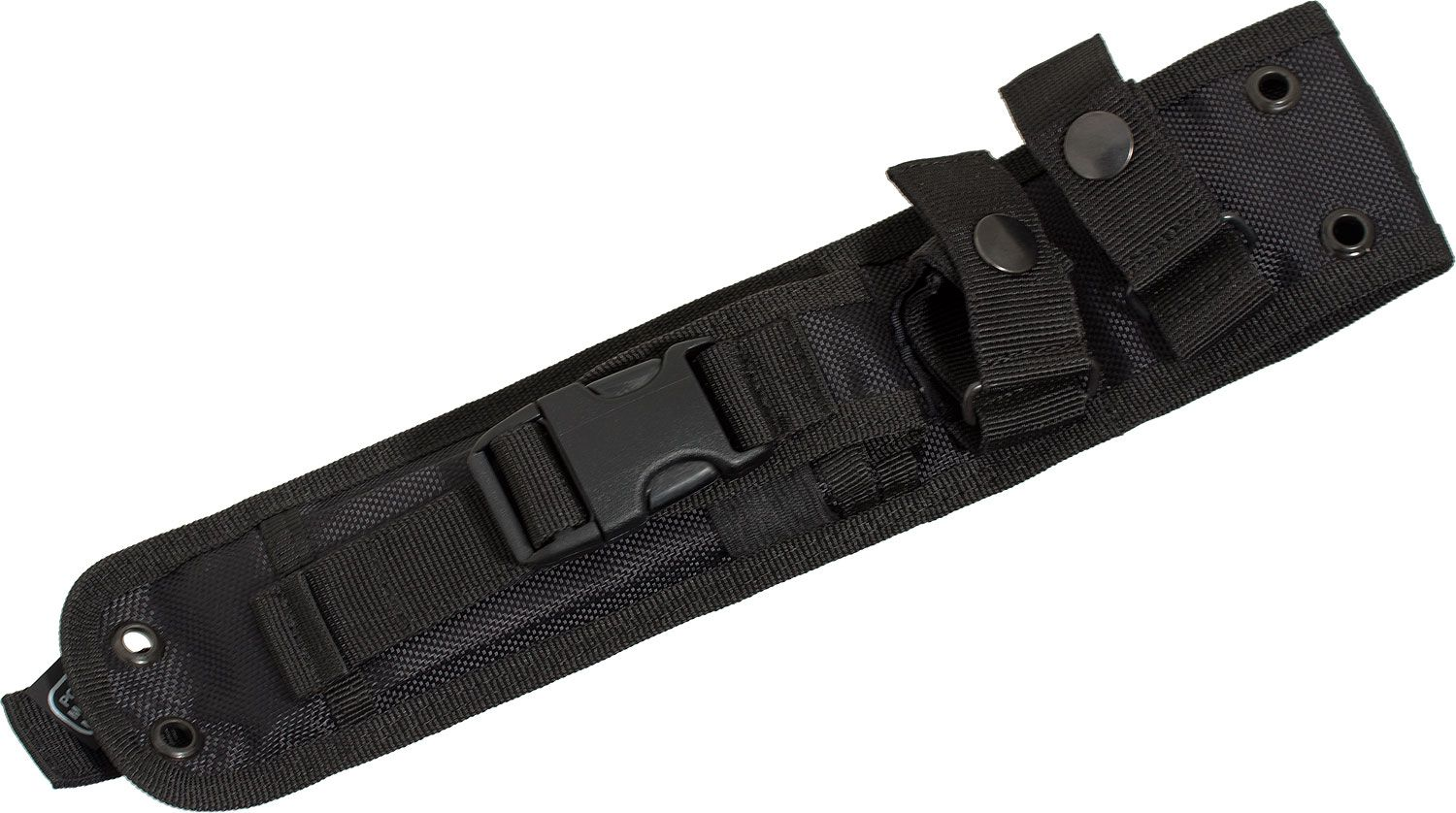Ontario Nylon MOLLE Back Sheath Fits Ranger NS4, RD4 and TFI