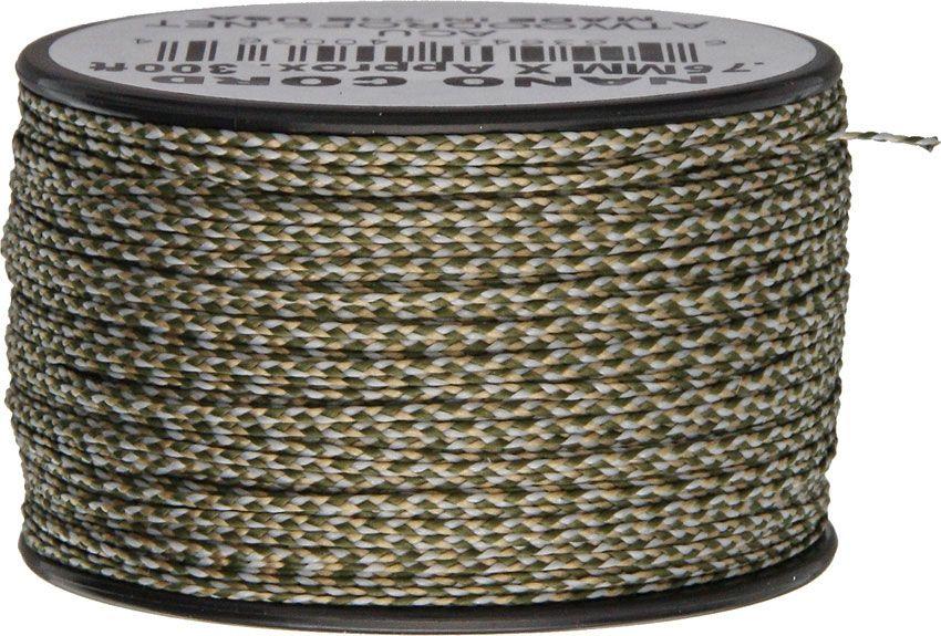 Nano Cord, ACU, 300 Feet x 0.75 mm