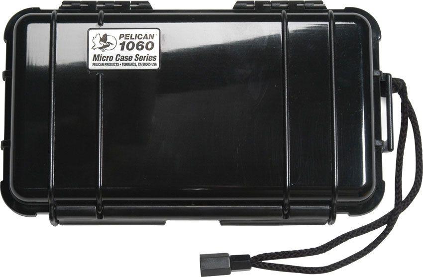 Pelican 1060 Micro Case, Black