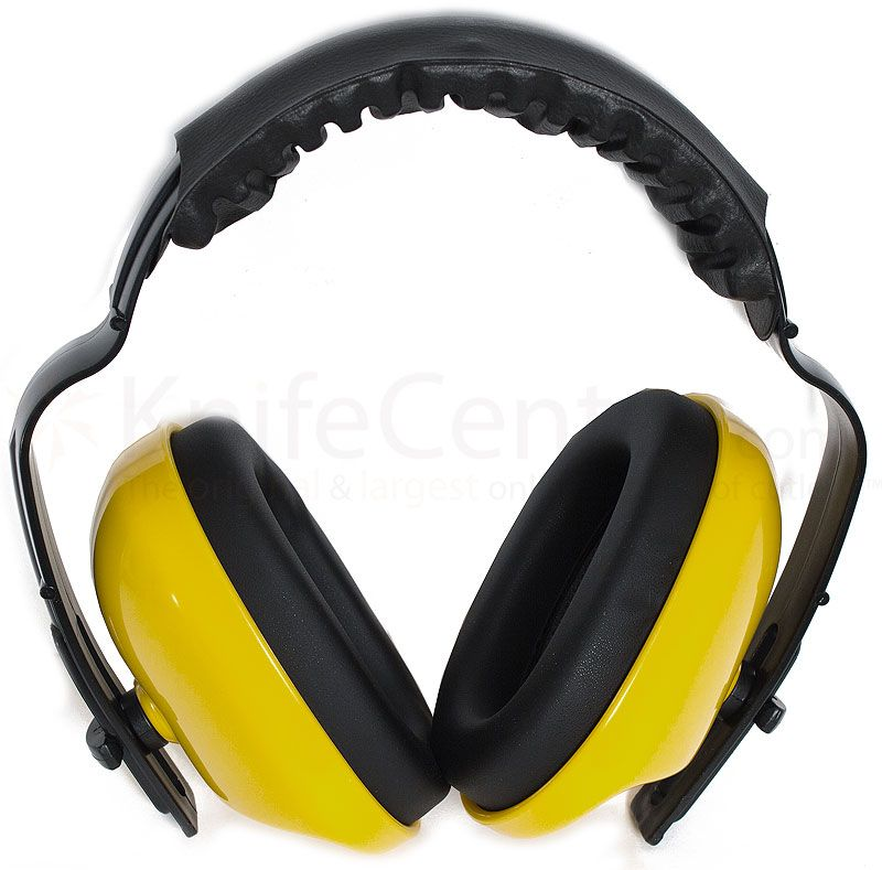 PhysiciansCare Brand Hearing Protection Ear Muffs, NRR 22 DB's
