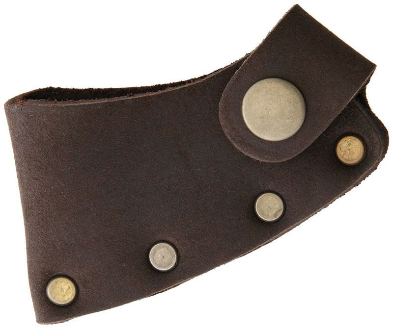 Prandi Axe Blade Leather Sheath, Fits PRA4306TH
