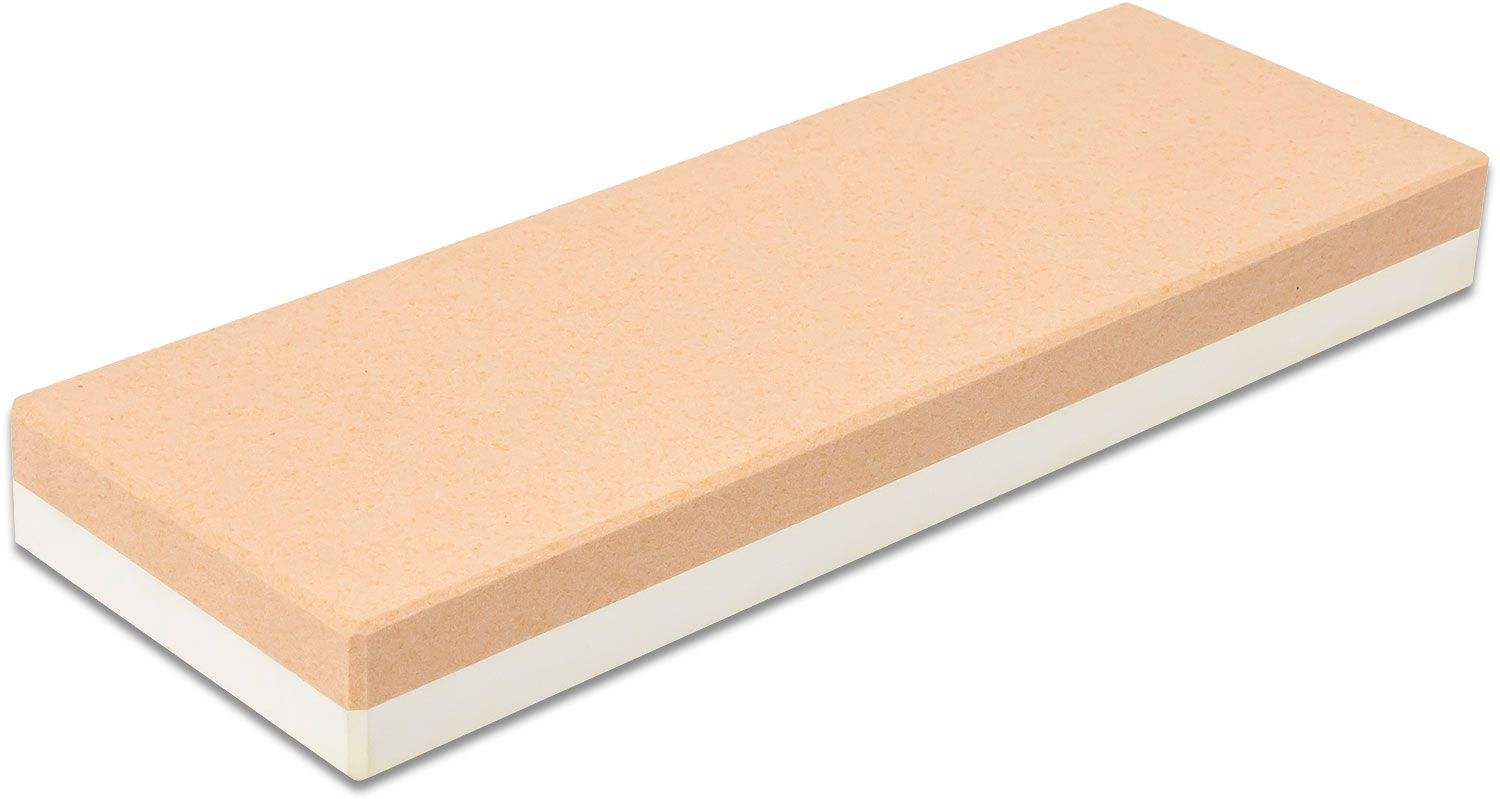 Pride Abrasives Combination Water Stone, 220/1000 Grits, 8 inch x 3 inch x 1 inch