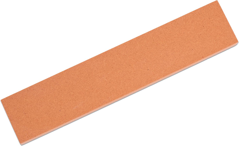 Pride Abrasives 320 Grit Fine Oil Stone, 8 inch x 1.625 inch x 0.5 inch