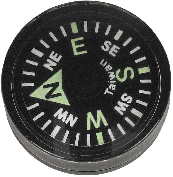NDūR Waterproof Button Compass