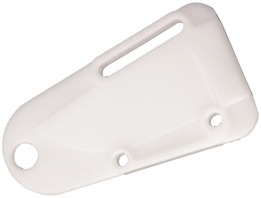 ESEE Knives Izula Molded Sheath, White (ESEE-IZULA-SHEATH-CL)