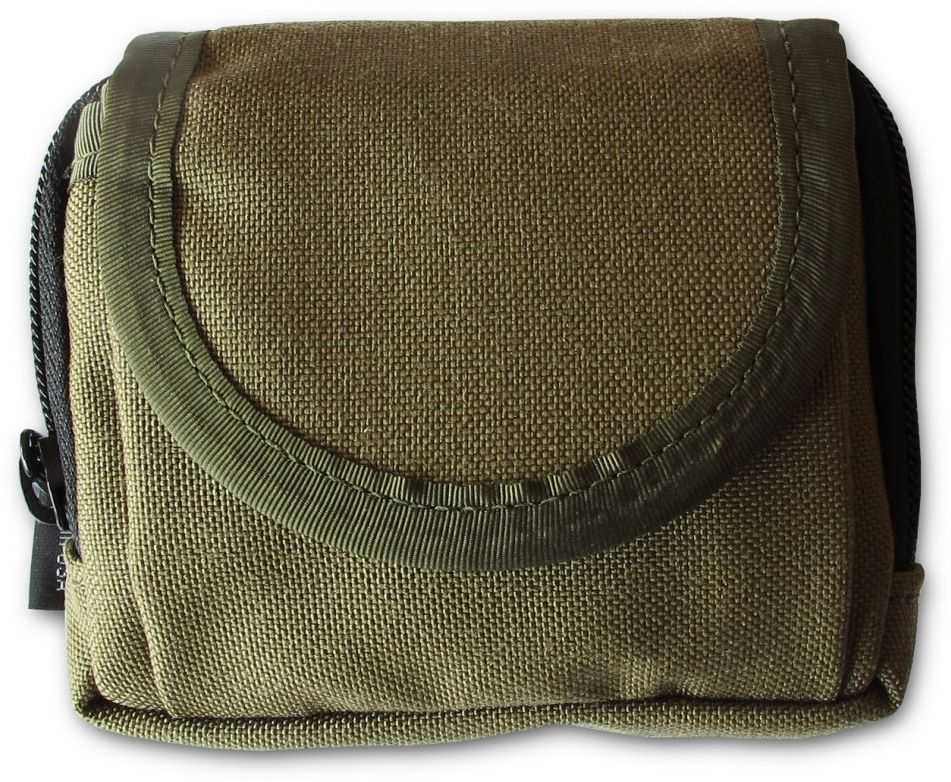 ESEE Knives PSK-POUCH-OD Personal Survival Kit Pouch, OD Green