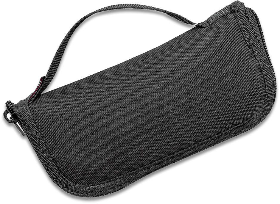 Real Steel Knives Urban Discreet EDC Bag Nylon Pouch, Black