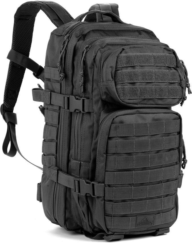 Red Rock Outdoor Gear 80126BLK Assault Pack, Black
