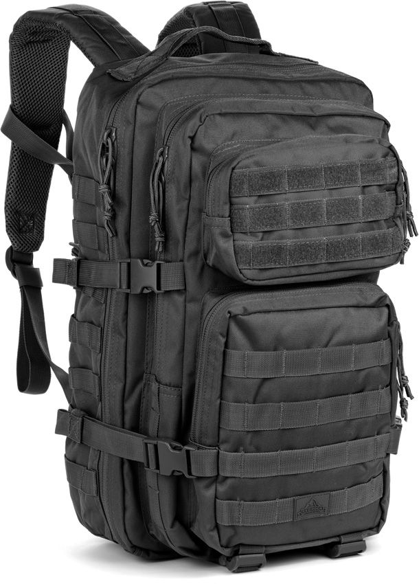 Red Rock Outdoor Gear 80226BLK Large Assault Pack, Black