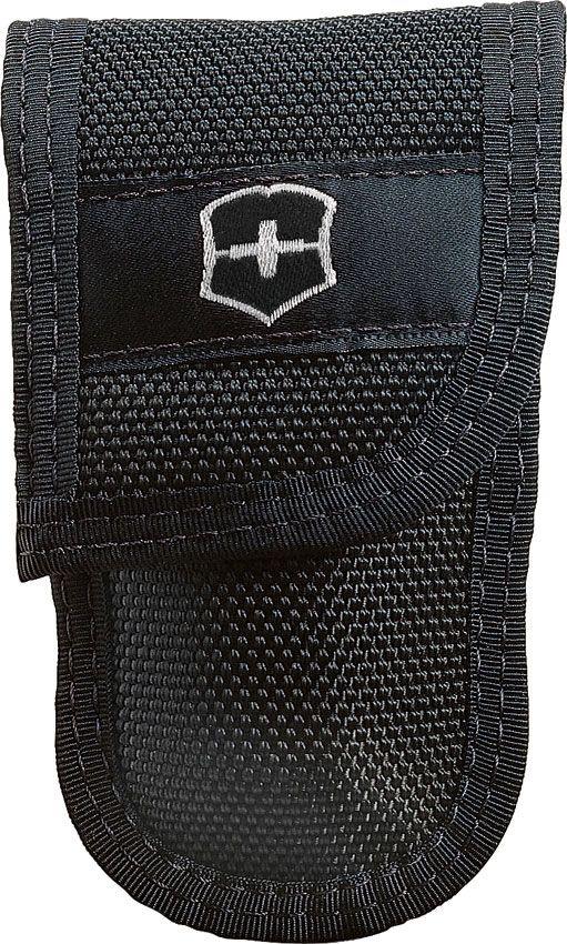Victorinox Swiss Army Cordura Belt Pouch, Black (Old Sku 33214)