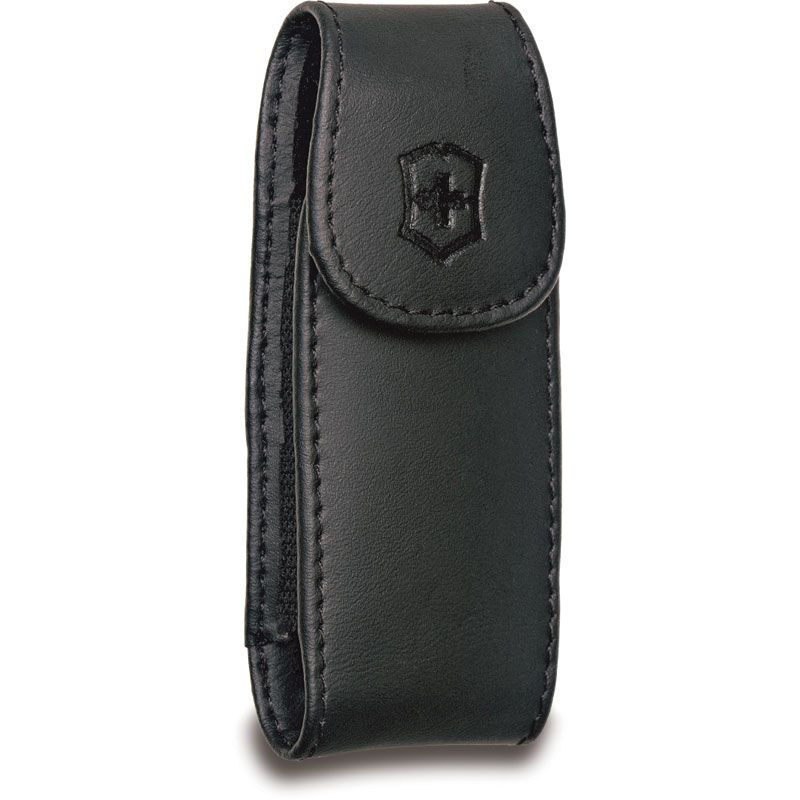 Victorinox Swiss Army Large Leather Clip Pouch (Old Sku 33256)