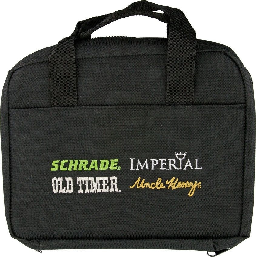 Schrade 2016 Knife Storage Bag, 10 Pockets