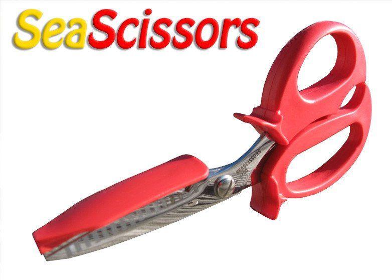 SeaScissors Original Shellfish SeaScissors for Crab and Lobster