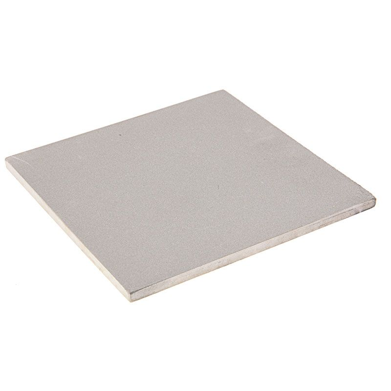 EZE-LAP Medium Flat Plate  - 8 inch x 8 inch x 3/8 inch Diamond Stones