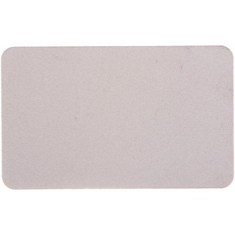 EZE-LAP Super Fine Stone  2 inch x 3-1/4 inch Credit Card Size Stone