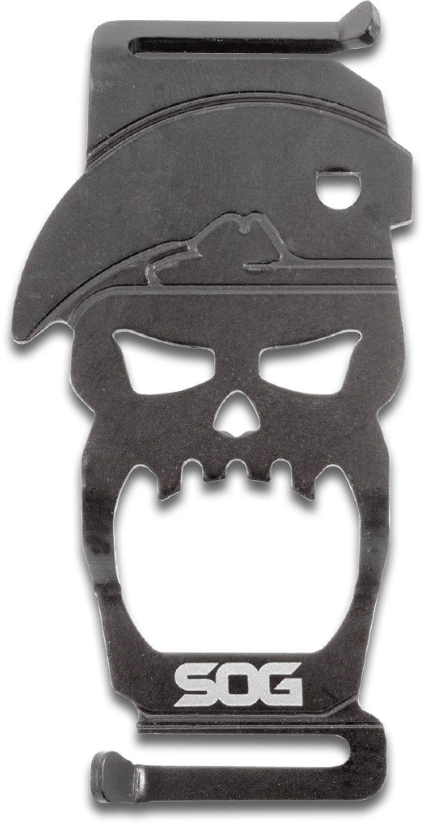 SOG Bite Skull Multi-Tool, 3.3 inch Overall