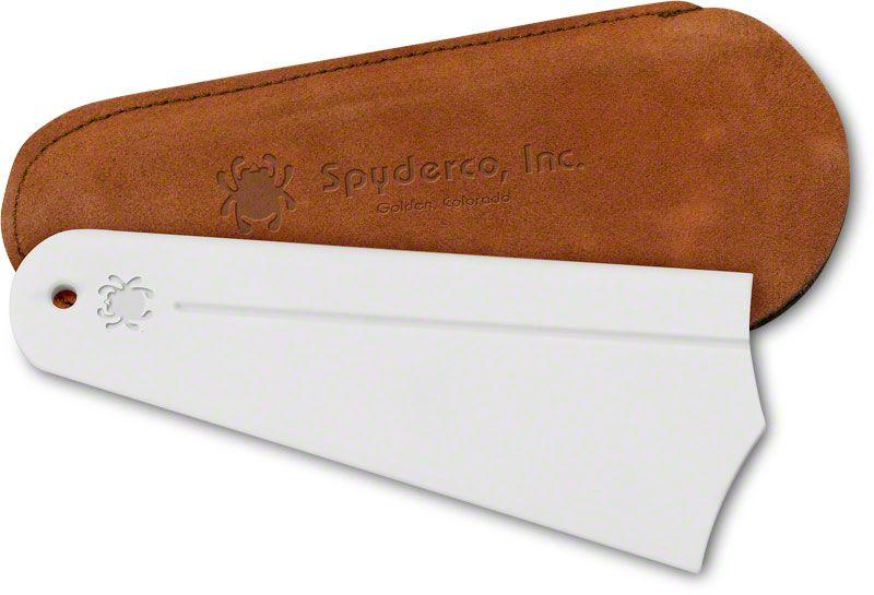 Spyderco Ceramic Golden Stone Sharpener, Fine